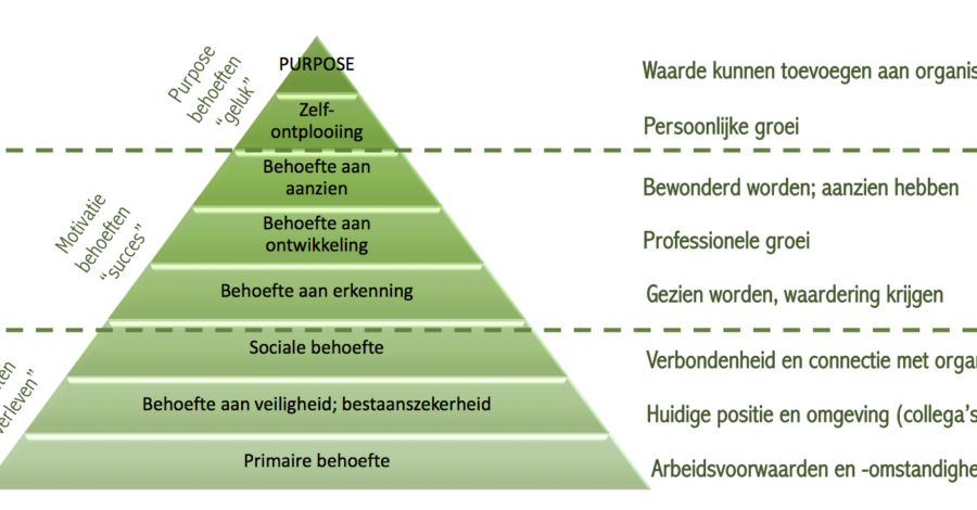 Your Purpose new  Maslow pyramid…